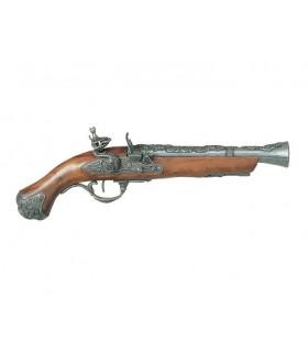 pistola archibugio, Londra del XVIII secolo