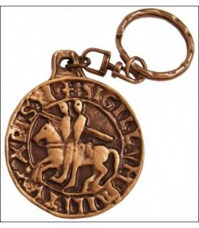 Sigillo dei Templari chiave