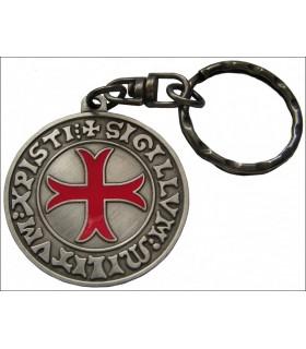 Chiave Templari Sigillum Militum Xristi