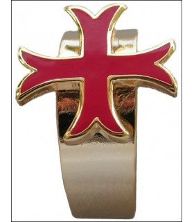 Auto-regolazione anello Croce templare calcio