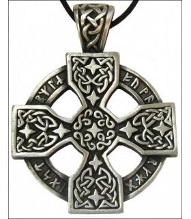 ciondolo ruota runa celtica