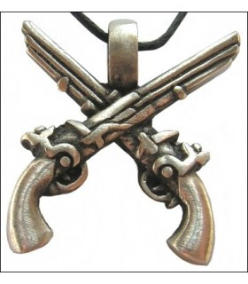 Hanging pirati pistole