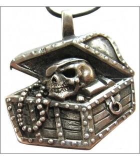 Hanging tronco tesoro dei pirati