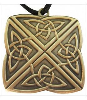 Celtic Knot ciondolo a 4 vie