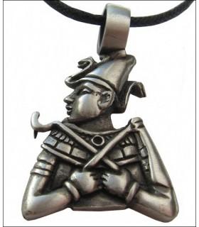 ciondolo faraone egiziano
