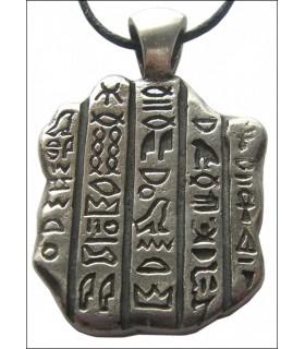 Egiziano pietra ciondolo Rosatta