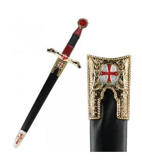 Pugnale Templare croce Formy
