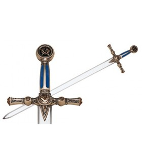 Sword of the massoni d'argento