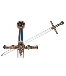 Sword of the massoni d'argento