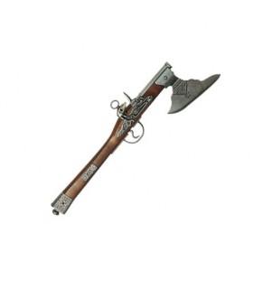 Pistola ad ascia, Germania XVII secolo
