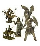 Miniature personaggi storici