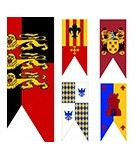 Stendardi Medievali