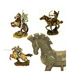 Miniature Cavalieri