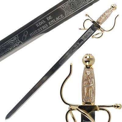 I nomi sulla tua spada nuziale